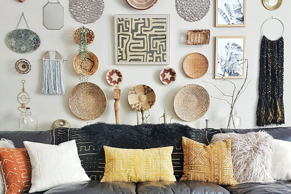 Wonderful 25 Interesting And Creative Wall Decor Ideas For Tiny Space