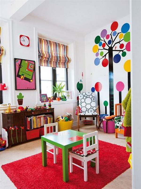 35 Kids Playroom Ideas With Learning Concepts