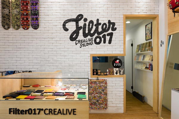 Filter017 is a creative studio located in taiwan since 2004 focusing on product development and industrial design having a working philosophy is based on