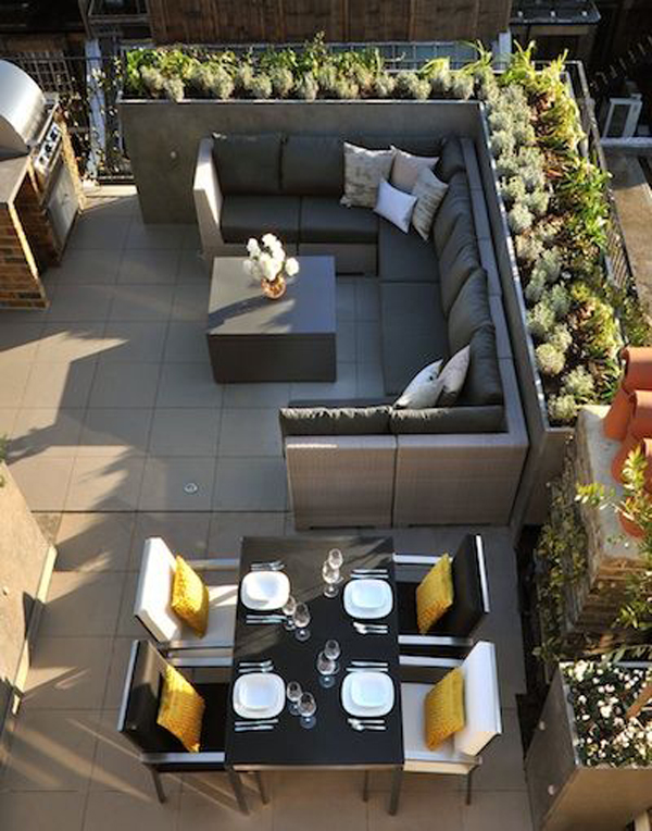 25 modern rooftop design for your outdoor sanctuary