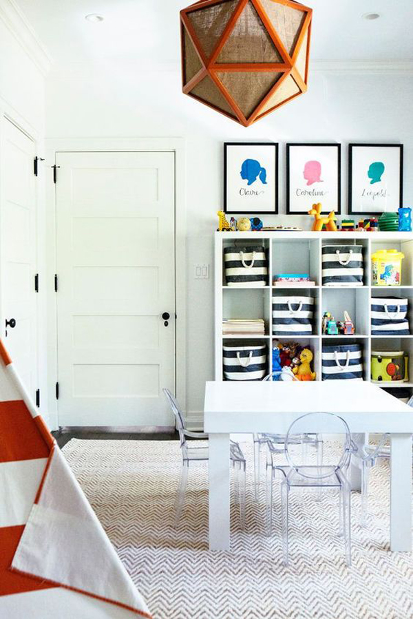 Kids Play Room Design: 35 Kids Playroom Ideas With Learning Concepts