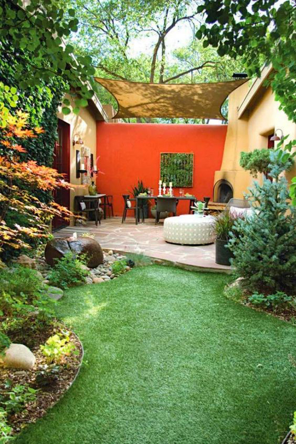Here Are 20 Gorgeous Backyard Green Spaces To Inspire Your Little Room This  Summer, Letu0027s Check!