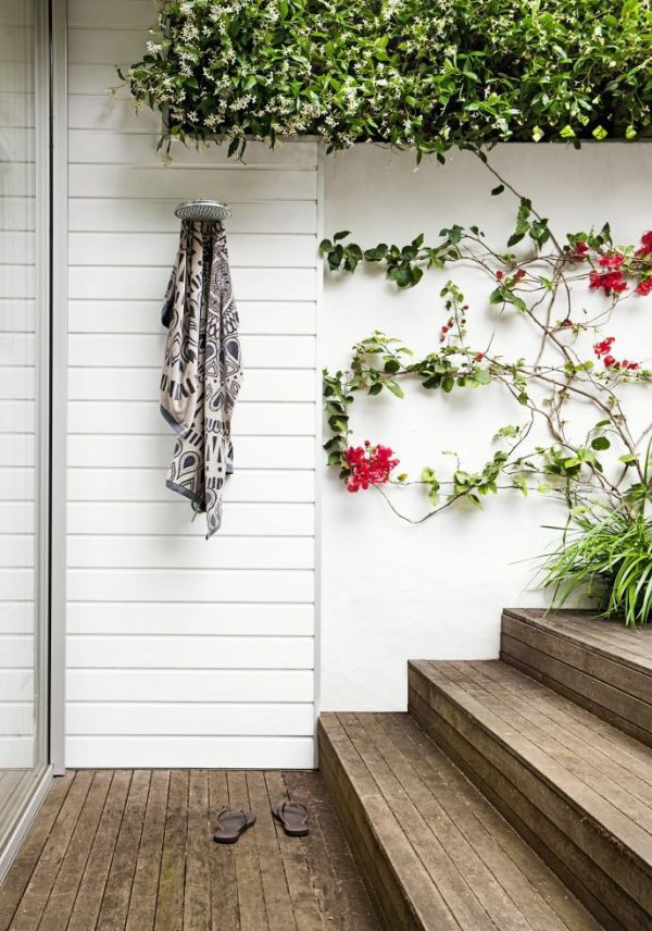 simple-white-outdoor-shower-designs