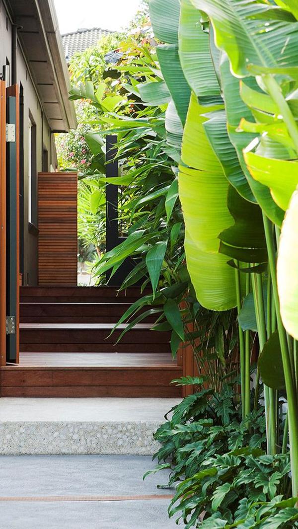 20 Urban Backyard Oasis With Tropical Decor Ideas Home
