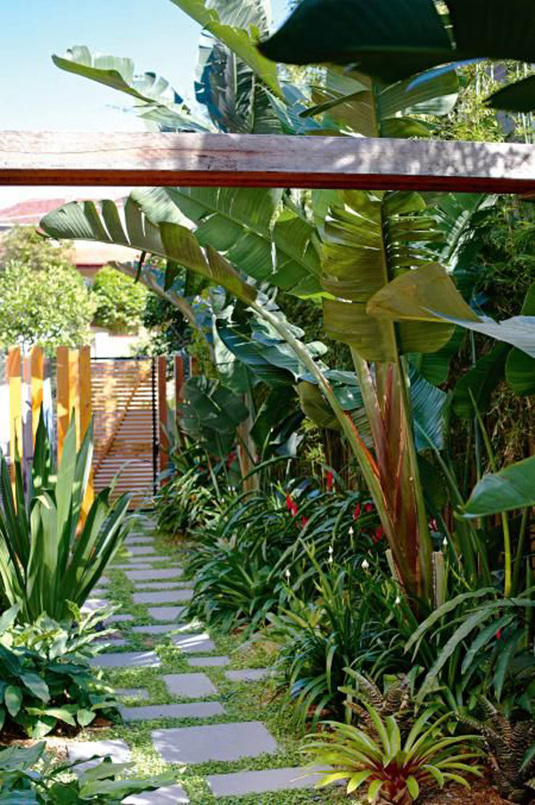 Side Of House Landscaping Australia