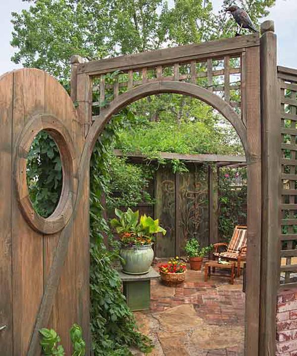 22 Dreamy Secret Garden Ideas For Your Hiding Place Home