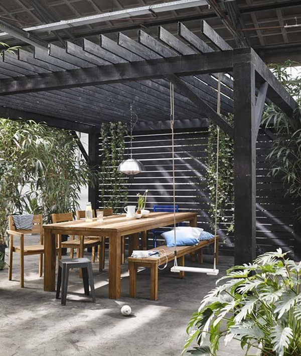15 Modern Pergola Ideas To Decorate Your Outdoor Homemydesign