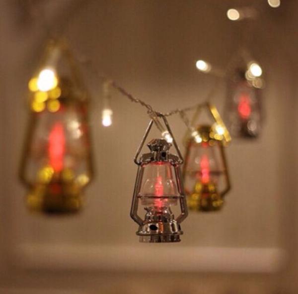20 Peaceful And Calming Ramadan Lights Decoration