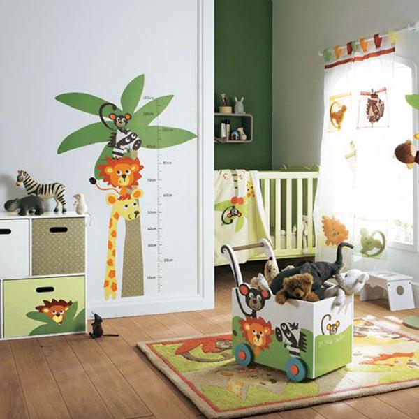 22 Imaginative Kids Jungle Room To Creative Explorer