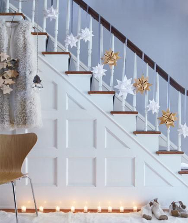 4 Diy Decorating Ideas For A Staircase: 10 Amazing Ramadan Stairs Decor With DIY Lights
