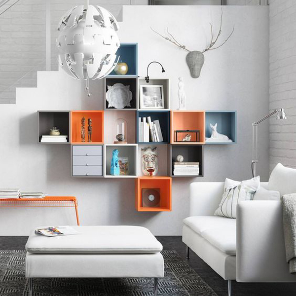 20 Practical Wall Ideas With Ikea Eket Cabinet Obsigen