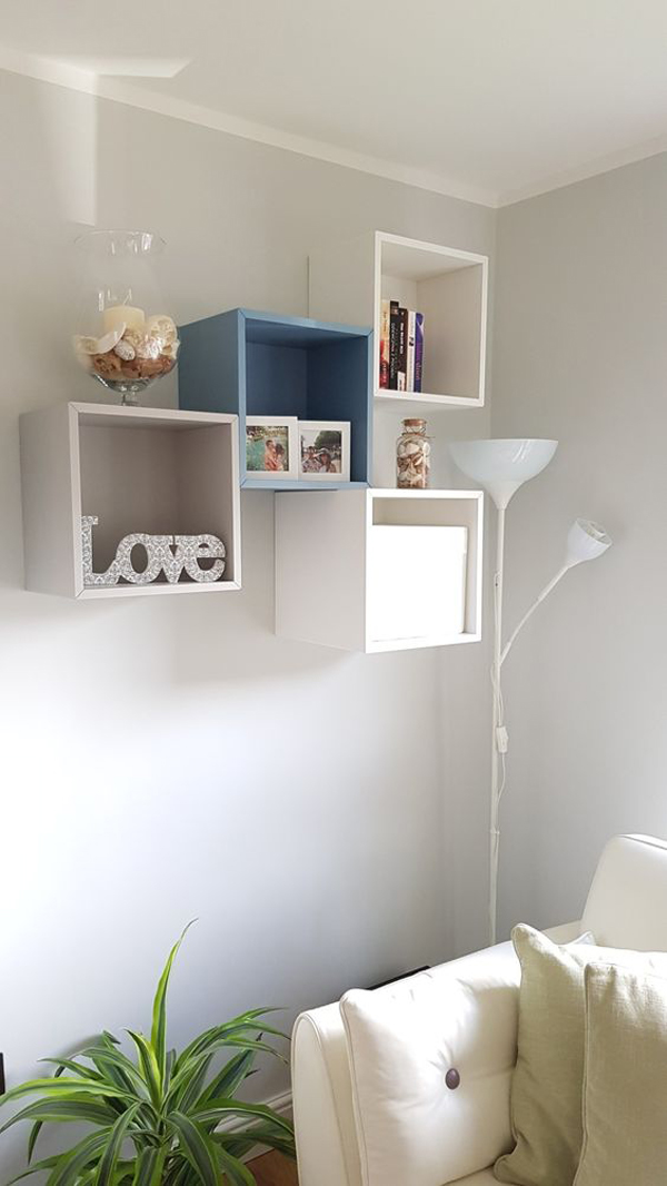 20 Practical Wall Ideas With Ikea Eket Cabinet Homemydesign