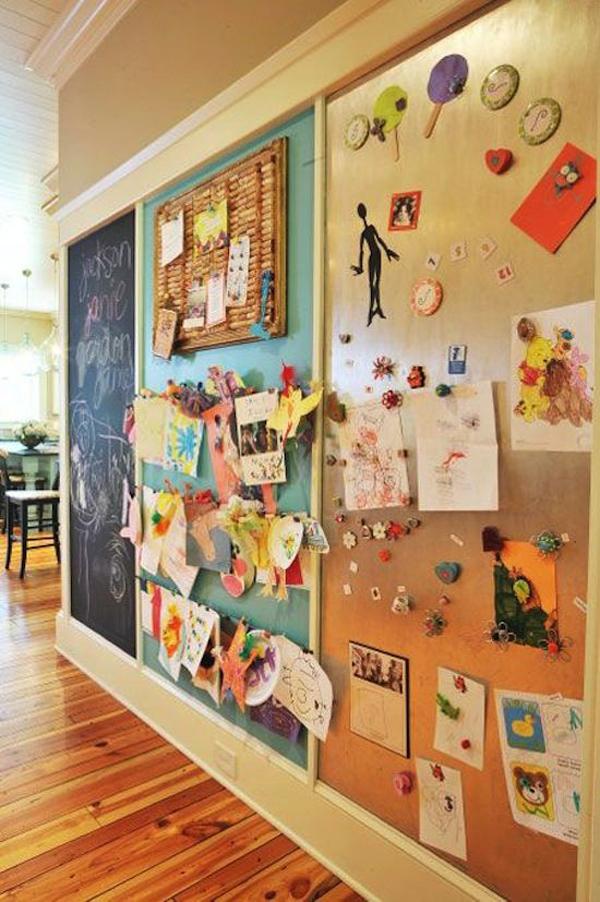 large-kids-art-wall-ideas - HomeMydesign