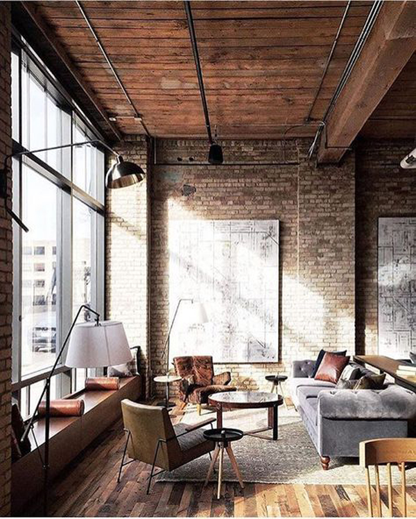 Stylish Bright Male Living Space Ideas Home Design And Interior