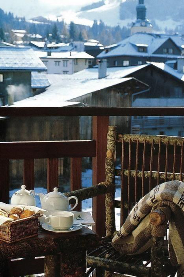 Balcony Ideas For Winter 4