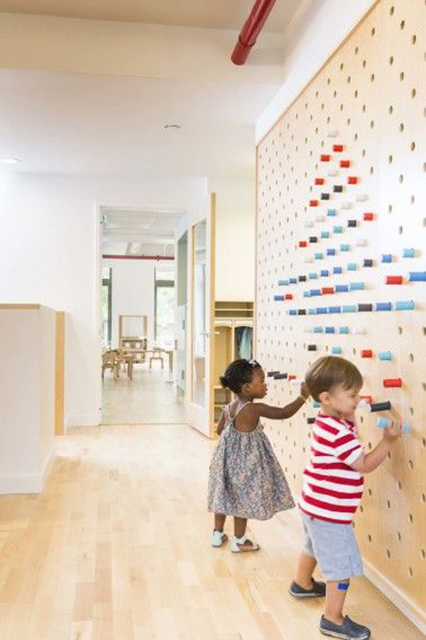 Children Room Interior Design Ideas: 20 Interactive Wall Ideas For Kid Spaces