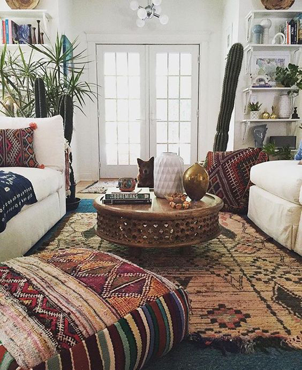 Home Garden Design Ideas India: Top 35 Indian Living Room Designs With Various Cultures