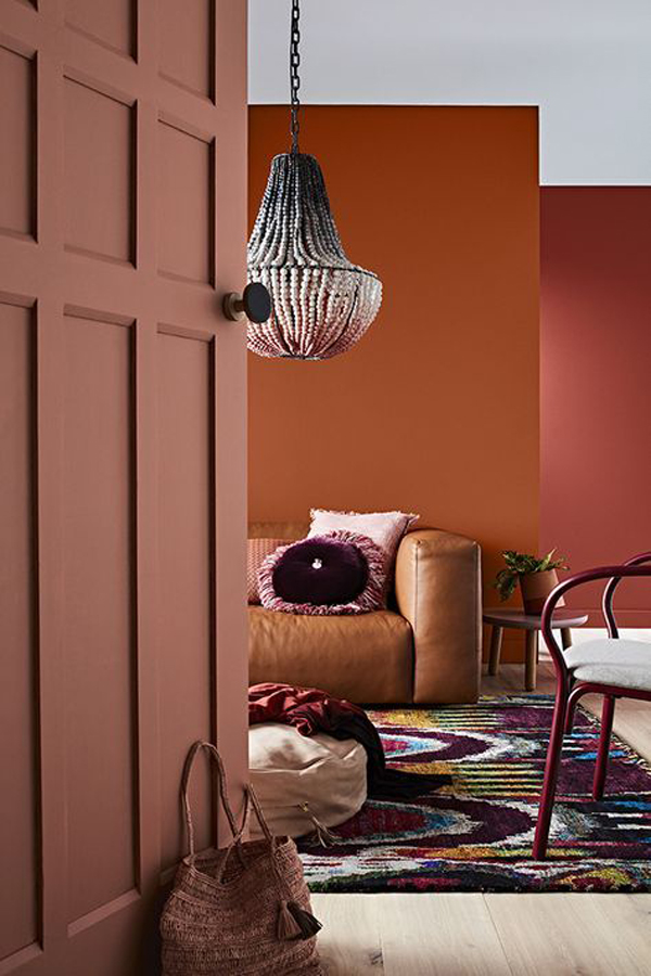 Interior Design Styles And Color Schemes For Home Decorating: 25 Terracotta Color Schemes For Your Interior Style