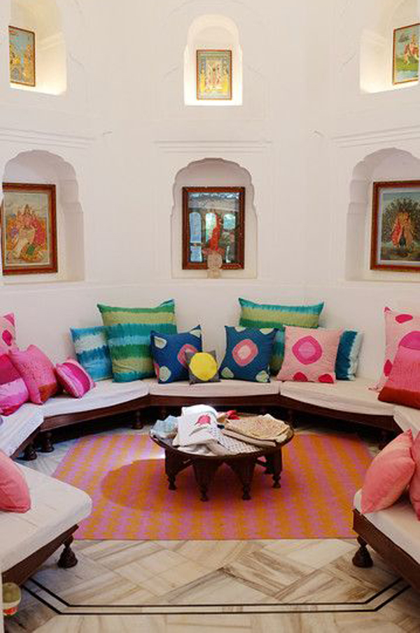 House Drawing Room Designs: Top 35 Indian Living Room Designs With Various Cultures