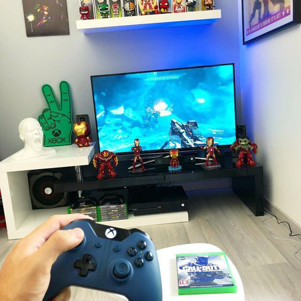 25 Coolest Gaming Rooms That Will Make Your Dreamy ...