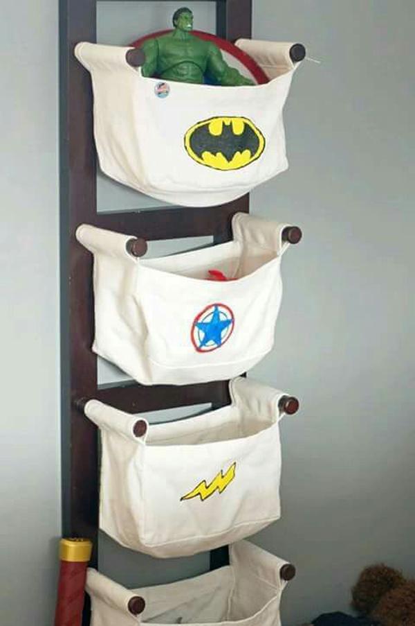 Superhero Room Design: 20+ Incredible DIY Ideas With Superhero Theme