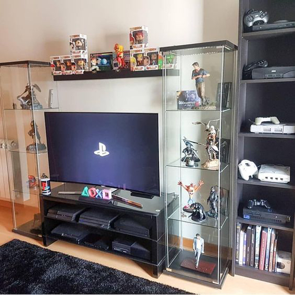 25 Coolest Gaming Rooms That Will Make Your Dreamy Homemydesign