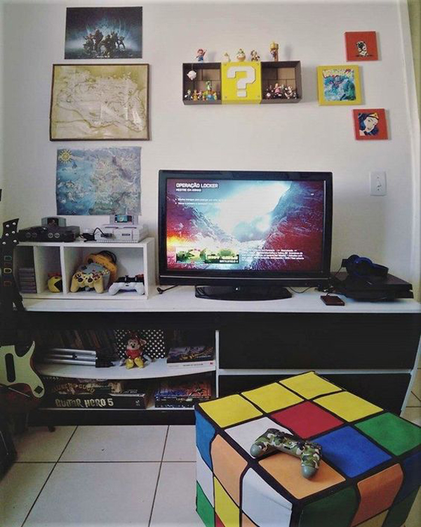 Room Design Online Games: 25 Coolest Gaming Rooms That Will Make Your Dreamy