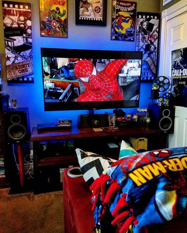 Design Your Room Game: 25 Coolest Gaming Rooms That Will Make Your Dreamy