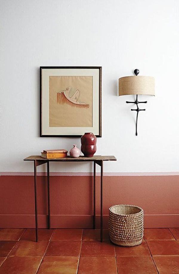 terracotta-floor-and-half-wall-decor