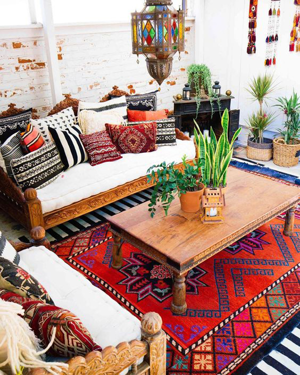 15 Boho Bedroom Designs: Top 35 Indian Living Room Designs With Various Cultures
