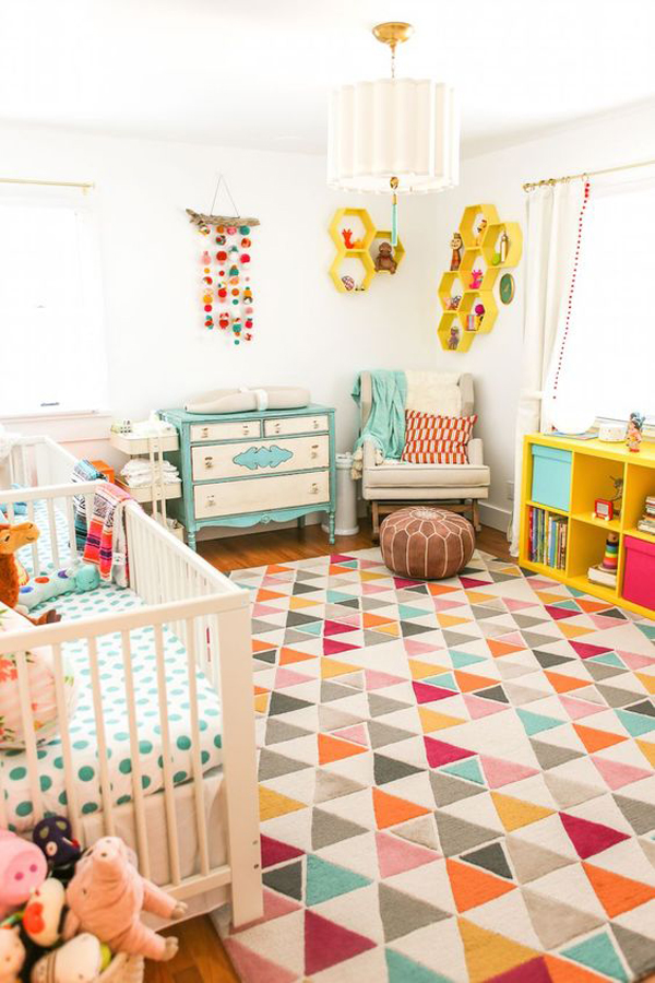 22 Cute Nursery Rug Ideas To Secure
