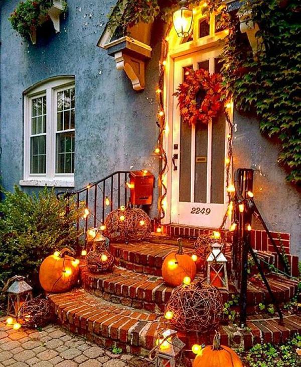 Halloween Home Design Ideas: 20 Most Beautiful Halloween Decoration That Brings