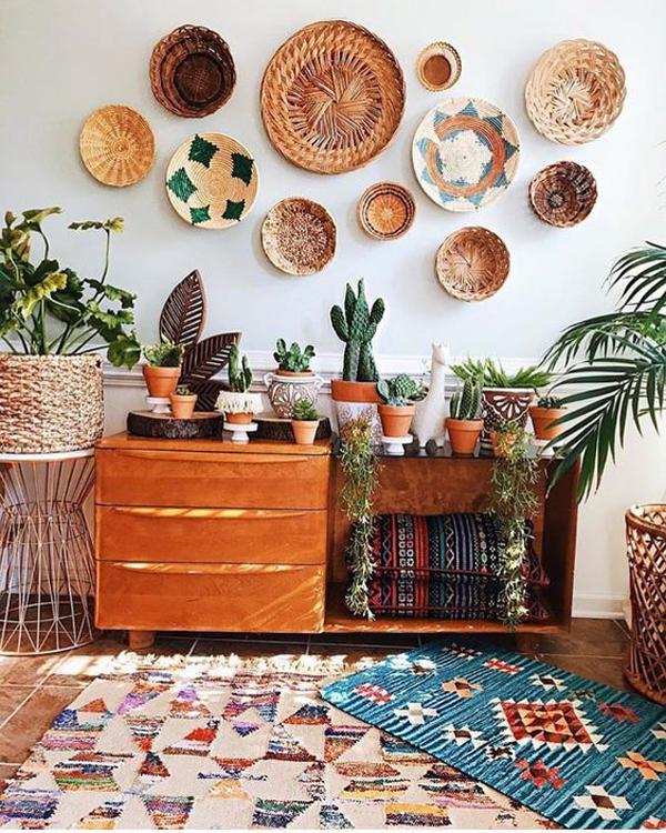 20 Artistic And Beautiful Boho Wall Art Ideas