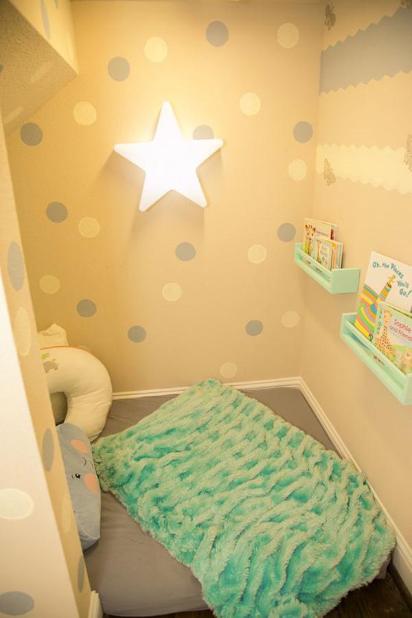 Minimalist Playroom Design