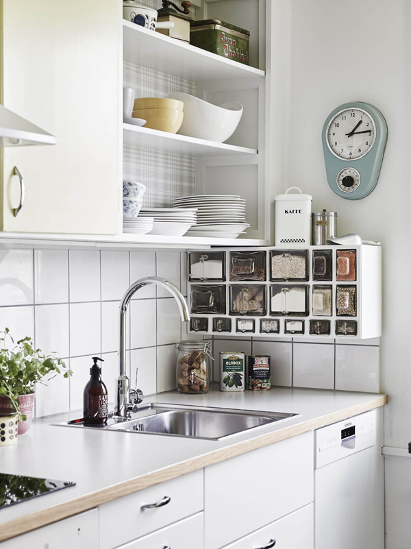 25 Genius Kitchen Countertop Organizer For Small Areas