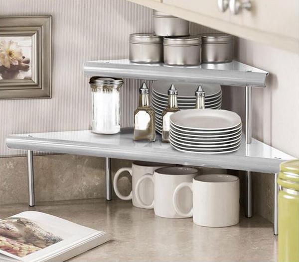 mugs-and-plates-kitchen-corner-countertop-organizers & mugs-and-plates-kitchen-corner-countertop-organizers | Home Design ...