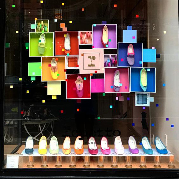 Organize Your Clothes 10 Creative And Effective Ways To Store And Hang Your Clothes: 25 Cool And Creative Store's Window Display Ideas