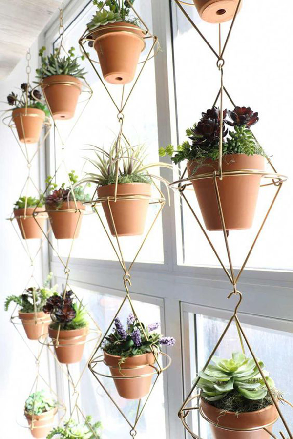 20 modern plant shelf ideas for small space