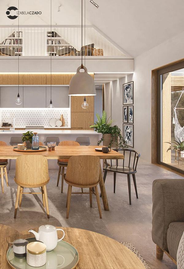 minimalist-wood-kitchen-island – HomeMydesign
