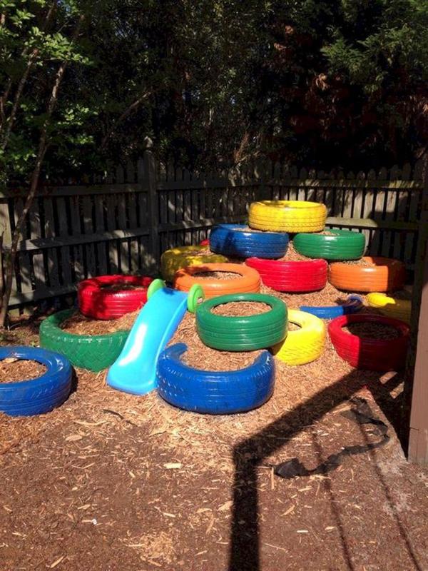 25 Fun Outdoor Playground Ideas For Kids Homemydesign