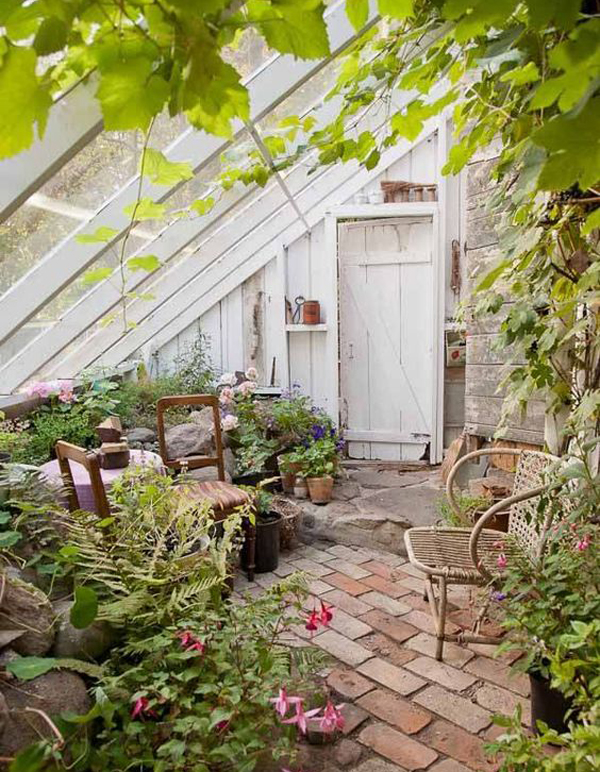 25 Beautiful Winter Gardens Integrated To Your Interior