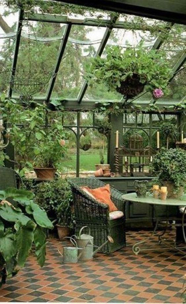 25 Beautiful Winter Gardens Integrated To Your Interior ...