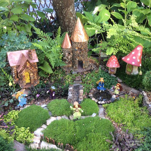 The 50 Best Diy Miniature Fairy Garden Ideas In 2017: 30 Magical Ways To Create Fairy Gardens To Your Real Life