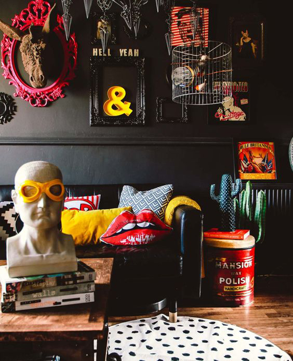 20 Coolest Rock N Roll Decor For Your