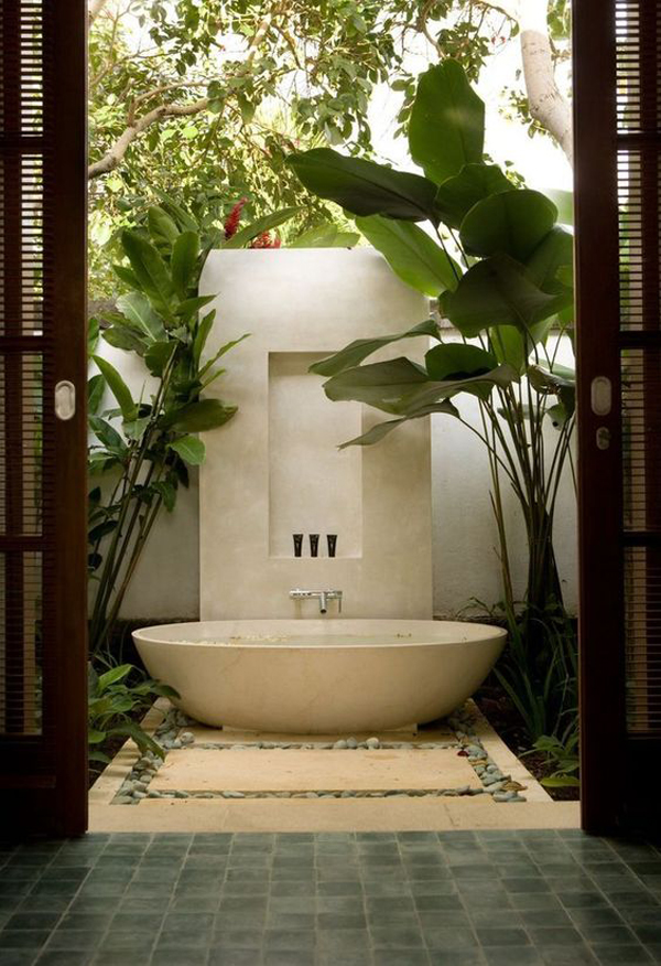 20 Nature-Inspired Bathrooms That Will Refresh You ...