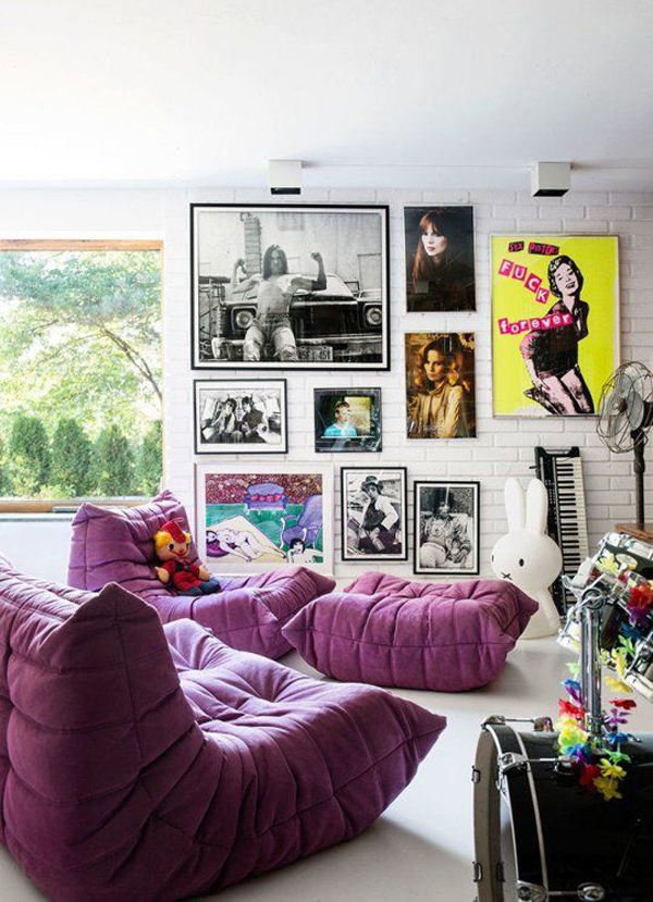 20 Coolest Rock N Roll Decor For Your Home Homemydesign