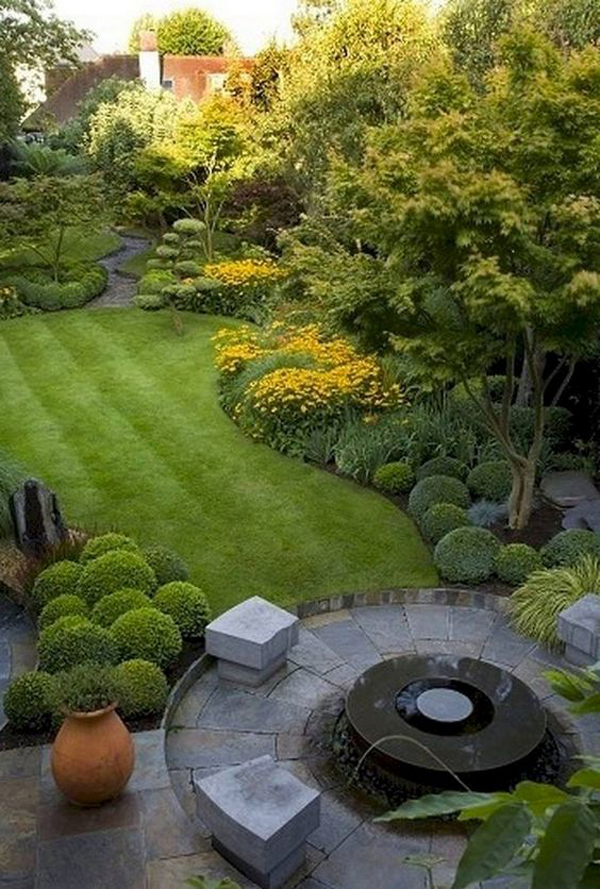35 Modern Front Yard Landscaping Ideas With Urban Style ...