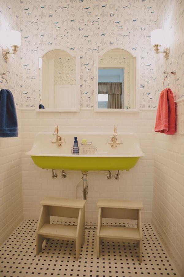 42 Cheerful Kids Bathroom Designs That Make Them Happy