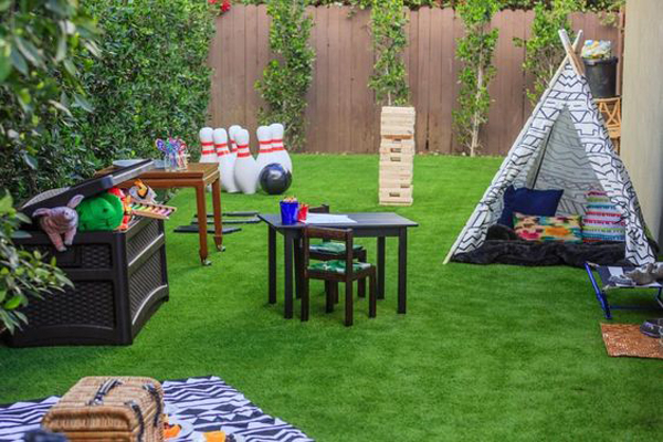 23 Affordable Transform Backyard Into Kids Playground ...
