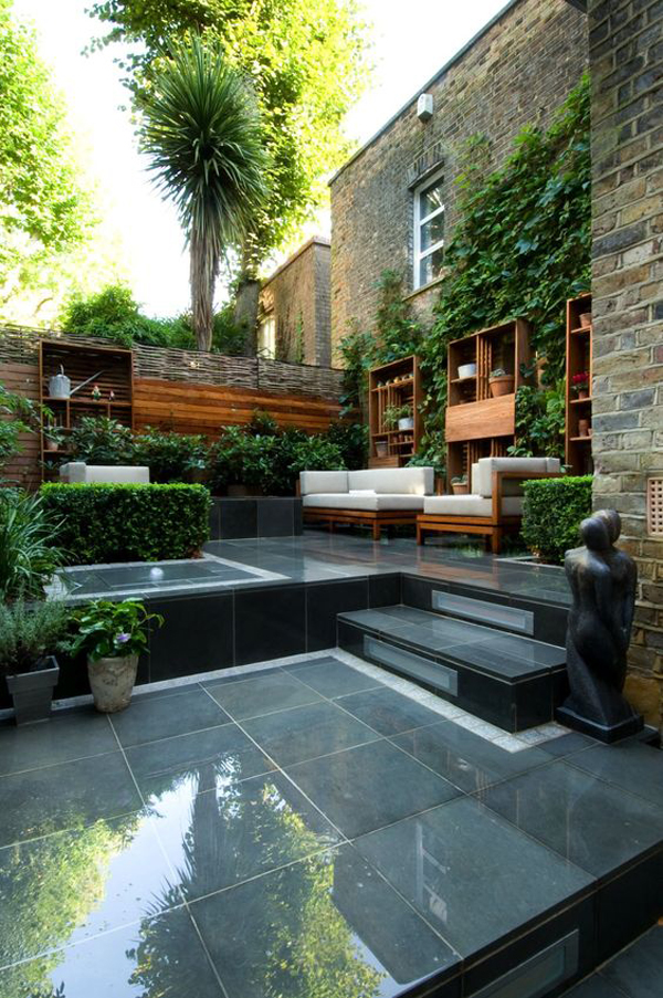 35 modern front yard landscaping ideas with urban style